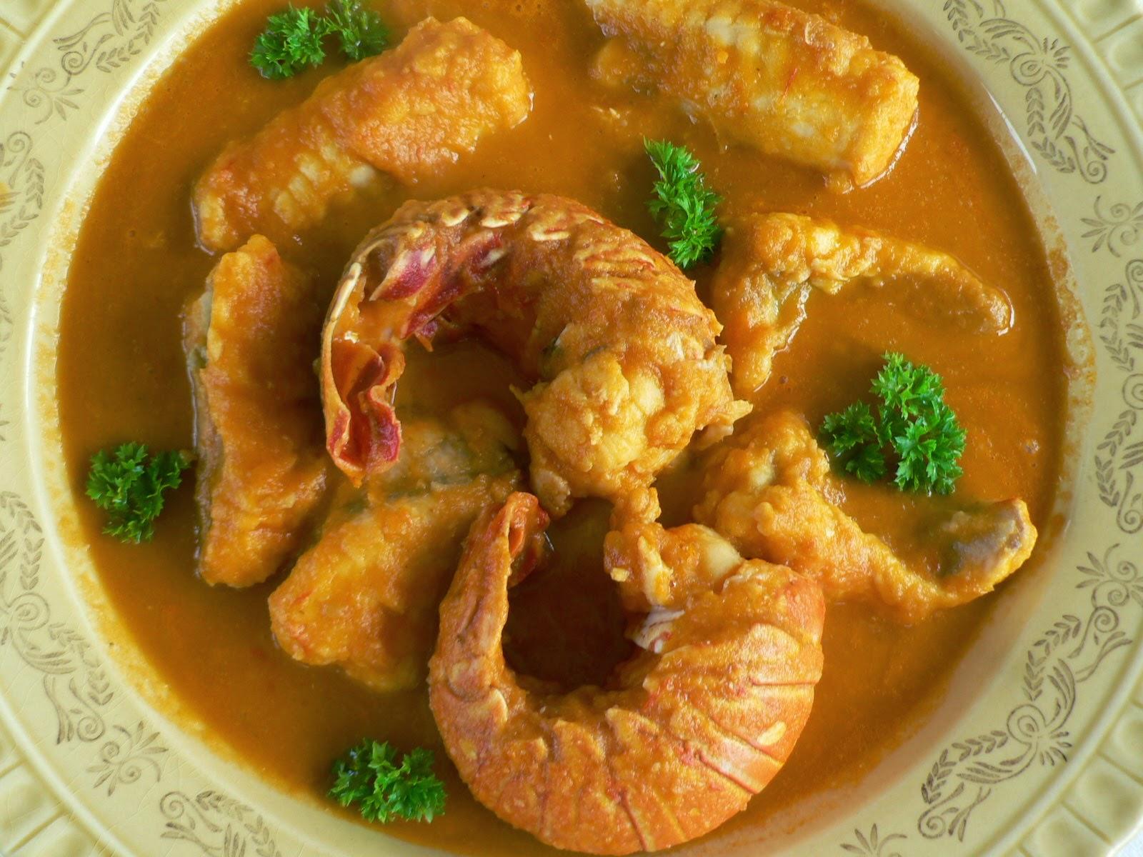 Une parisienne cuisine lotte et ou langouste et ou homard - Lotte a l armoricaine recette cuisine ...