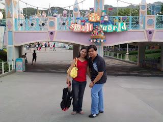 Hong Kong Disneyland It's a Small World
