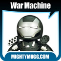 War Machine Marvel Mighty Muggs Exclusives Thumbnail Image 1 - Mightymugg.com