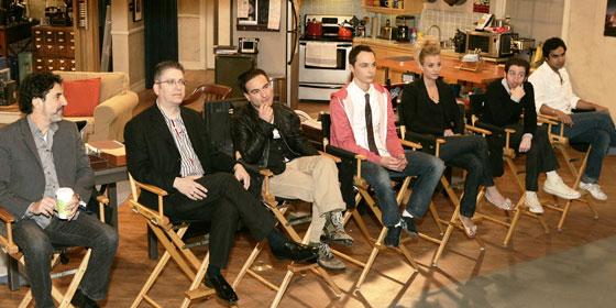 The Big Bang Theory Full equip