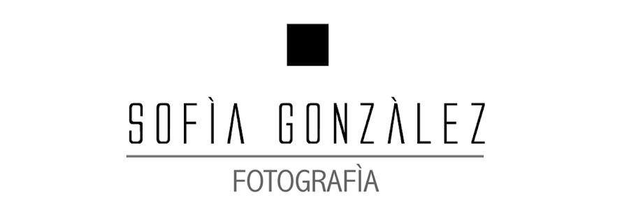 Sofía González Fotógrafa