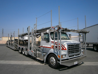 Car Hauler News Due To Car Hauler Fleet Upgrade Penske Has A