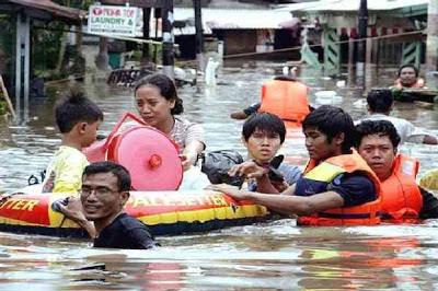 banjir jakarta 2013
