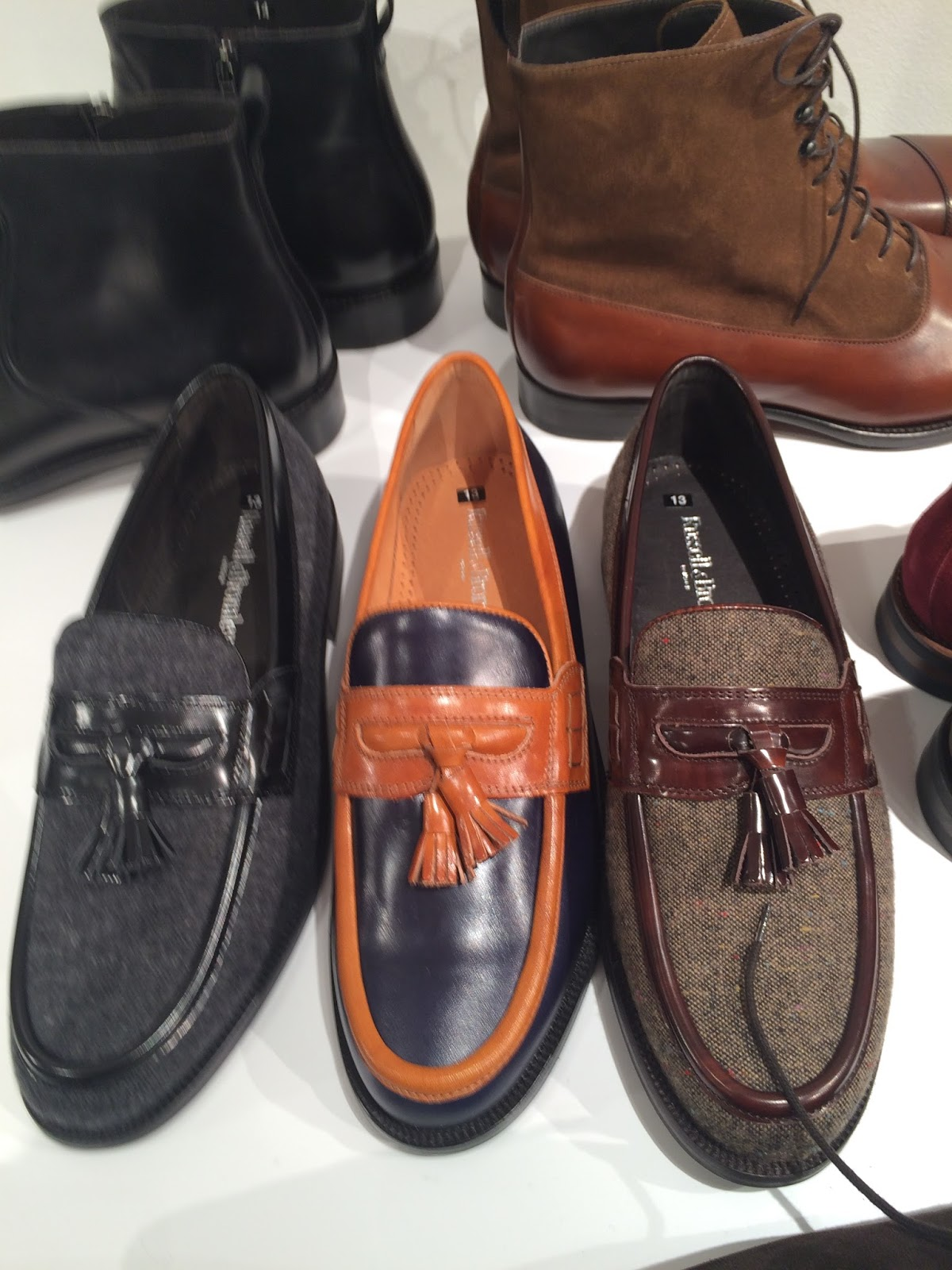 Men's Russell Loafer