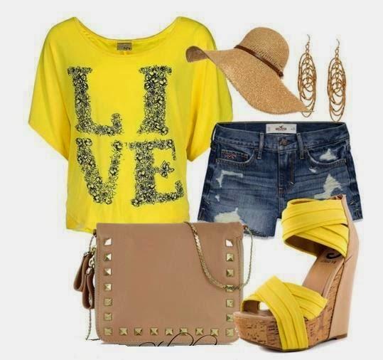 Kombinasi Warna Pakaian yang Sempurna Untuk Wanita