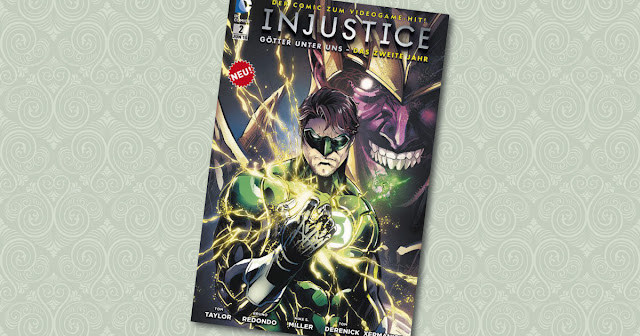 Injustice: Das zweite Jahr 2  Panini Cover