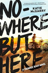 win a copy of nowhere but here!