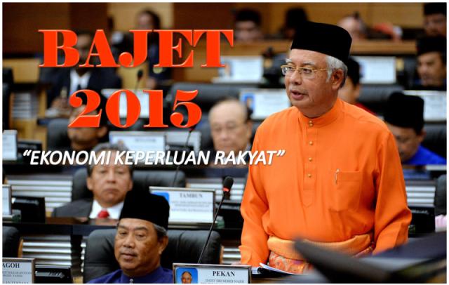 Video Penuh Pembentangan Bajet 2015 oleh YAB Perdana Menteri