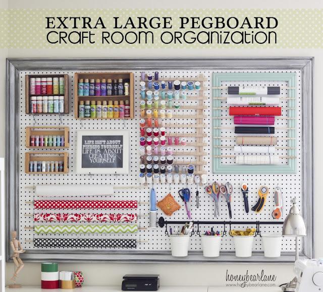 pegboard crafts