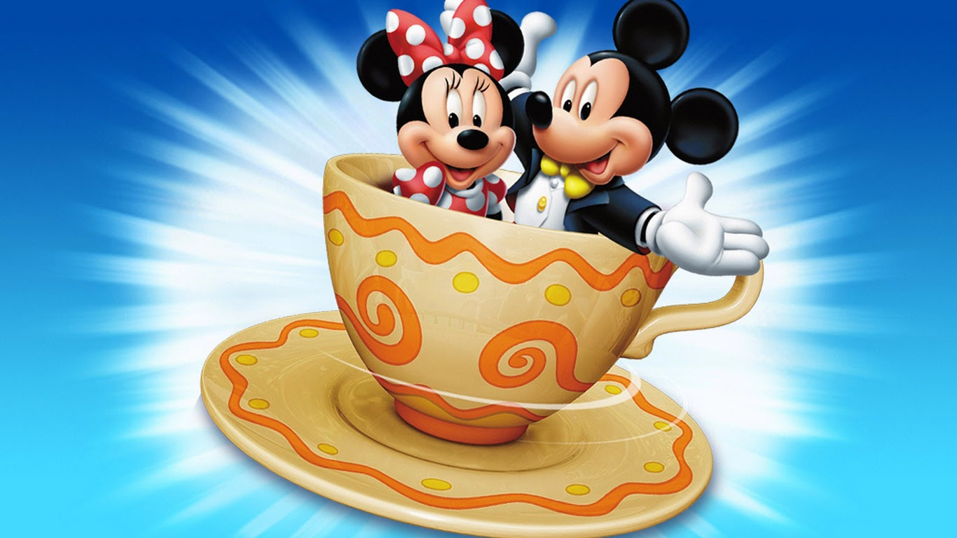 Imagenes de Mickey Mouse y Minnie, parte 2