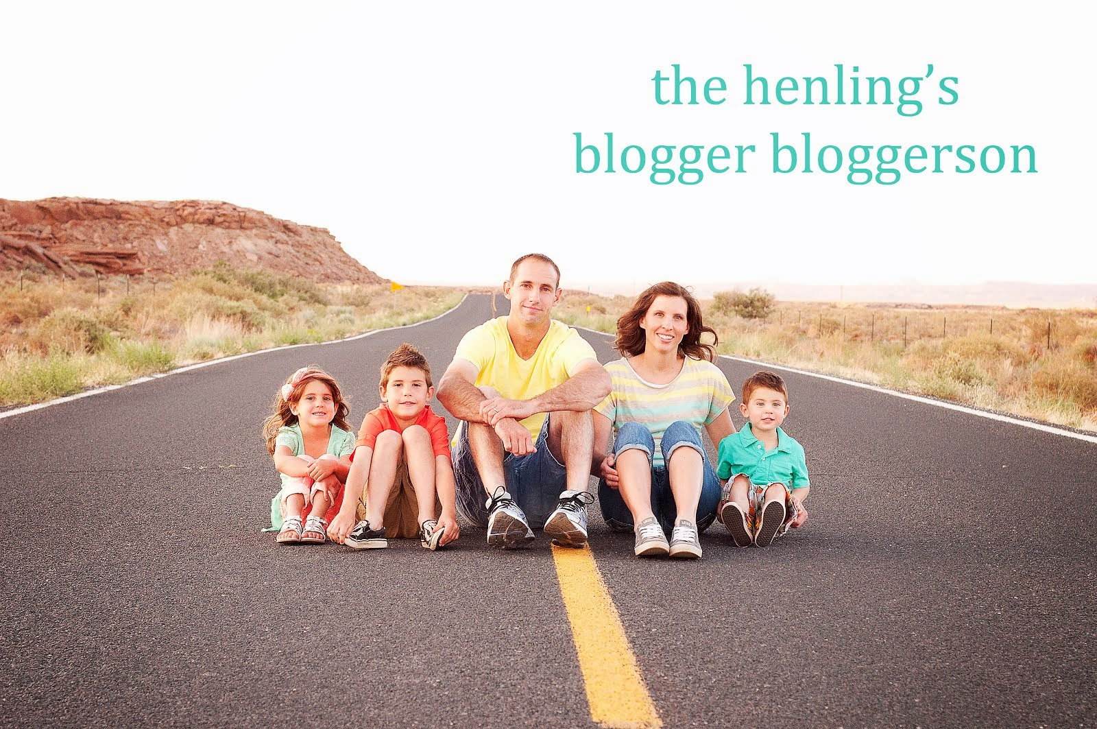 The Henling's Blogger Bloggerson