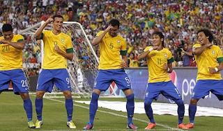 Convocados de Brasil para los Juegos Olímpicos 2012