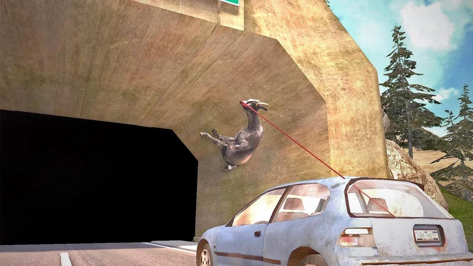 Goat Simulator v1.0