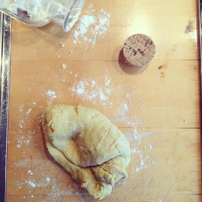 pains au safran