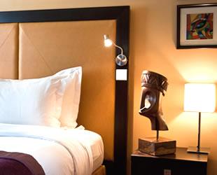 Sofitel Moorhouse Ikoyi Luxury Room
