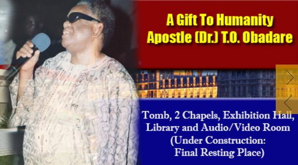 prophet obadare burial ceremony