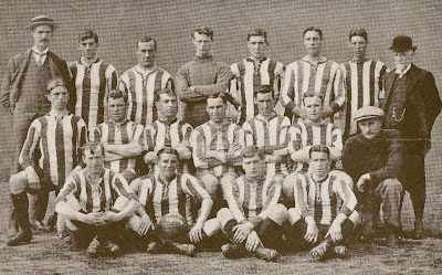 1913 Reading Football Team