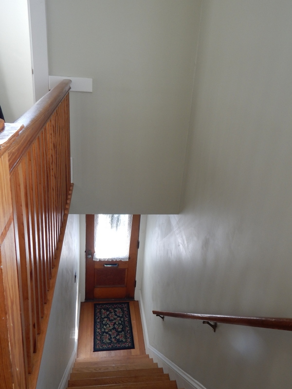 Front  Entry Stairs