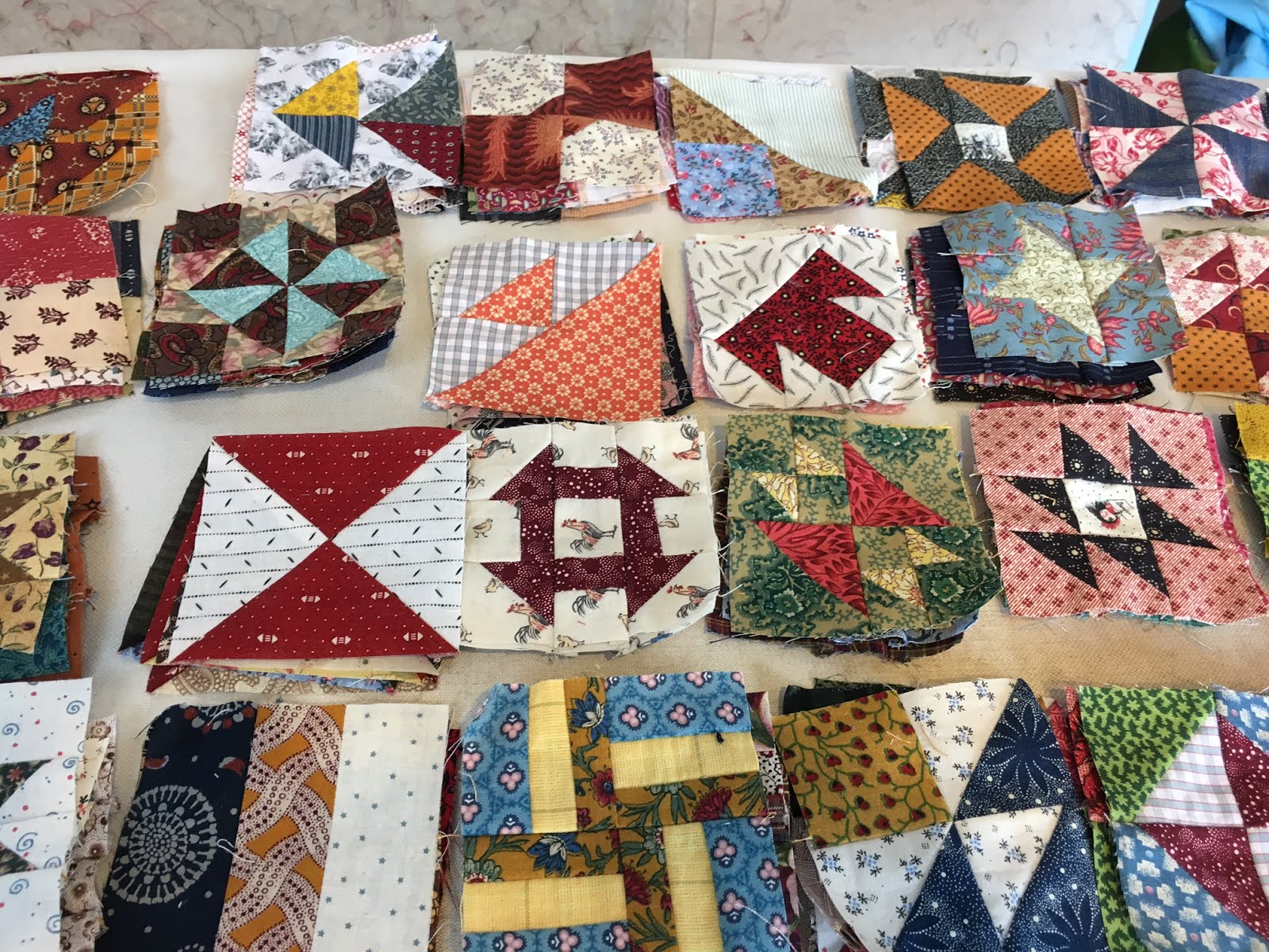 klein meisje quilts: circa 2016 Temecula Quilt Co. sew-a-long ... : temecula quilt company - Adamdwight.com