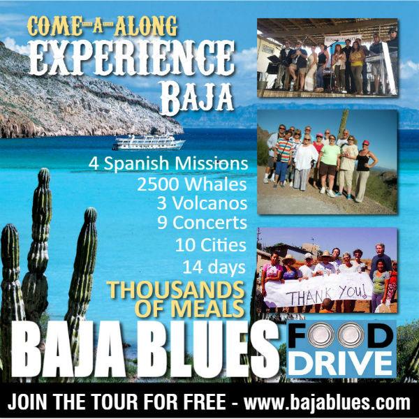 Baja Blues Tour
