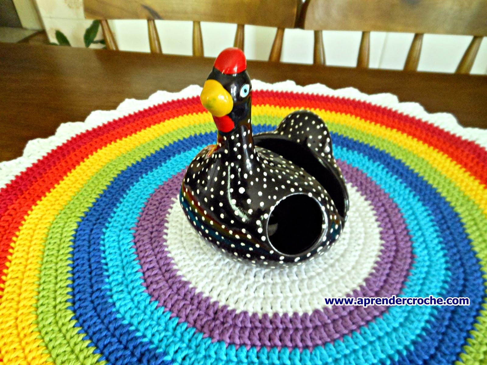 aprender croche com toalhas e caminhos de mesa dvd loja curso de croche frete gratis
