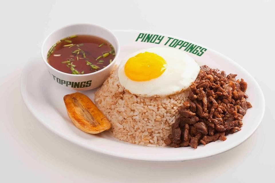Big Breakfast from Pinoy Toppings