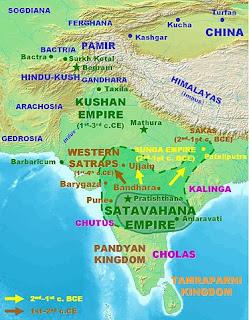 Ancient capital Amaravati is being reborn after 1,800 years.   The ancient capital Satavahanas in its heyday ruled large parts of India and held close sway over present-day Andhra Pradesh, Telangana, Tamil Nadu, Maharashtra and Karnataka.