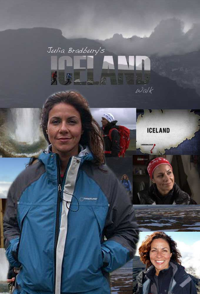 Iceland Walk - Julia Bradbury
