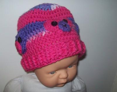 14 Free Crochet Hat Patterns: Crochet Beanie Hats, Crochet