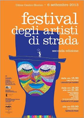 FESTIVAL DEGLI ARTISTI DI STRADA A UDINE