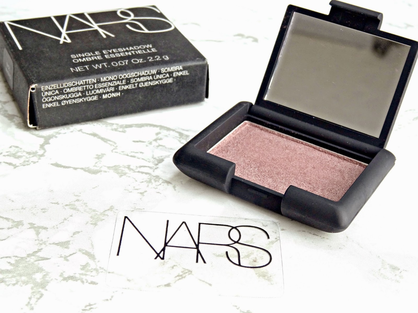 The Review: NARS Ondine Eyeshadow