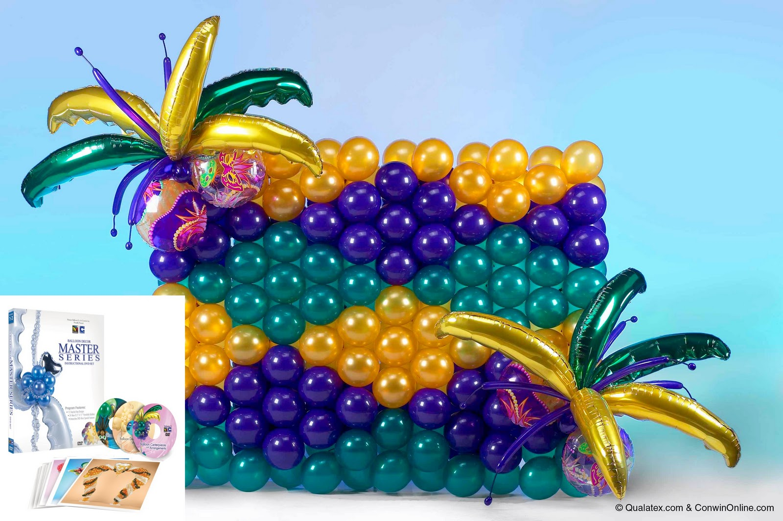 The very best balloon blog balloon walls part 1 sue bowler amipublicfo Images