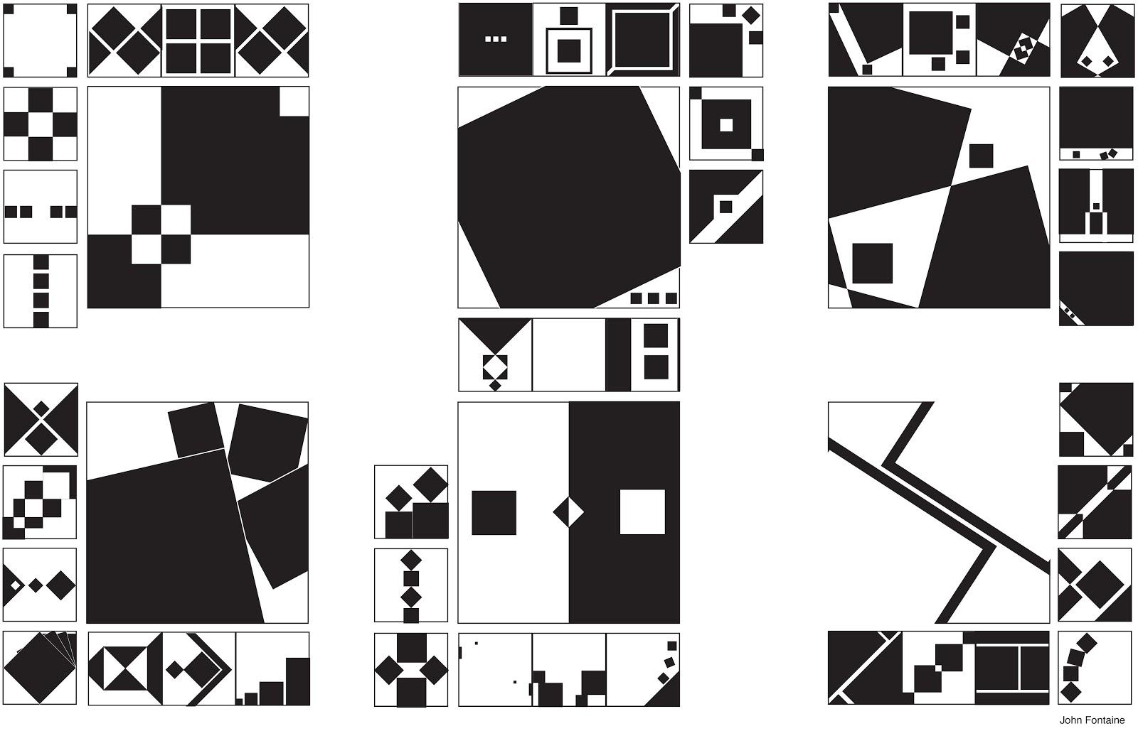 Tension Squares