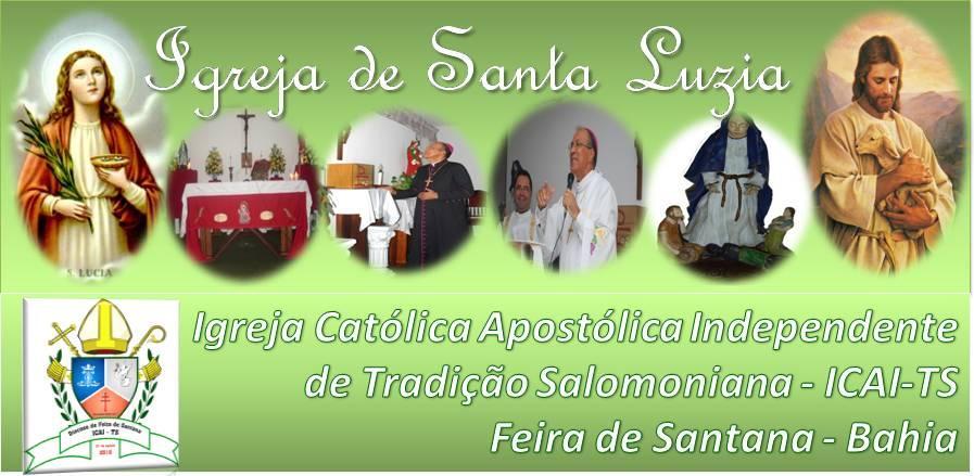 CAPELA DE SANTA LUZIA - ICAI-TS