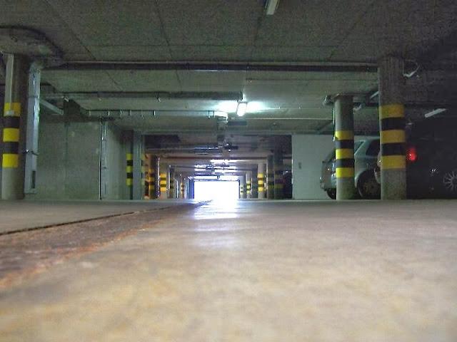 Warszawa Parking podziemny Siedlce