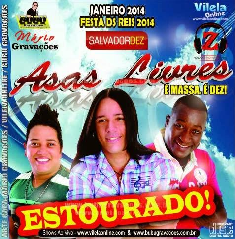 CD Ao Vivo Em Castro Alves – BA 16/03/2014