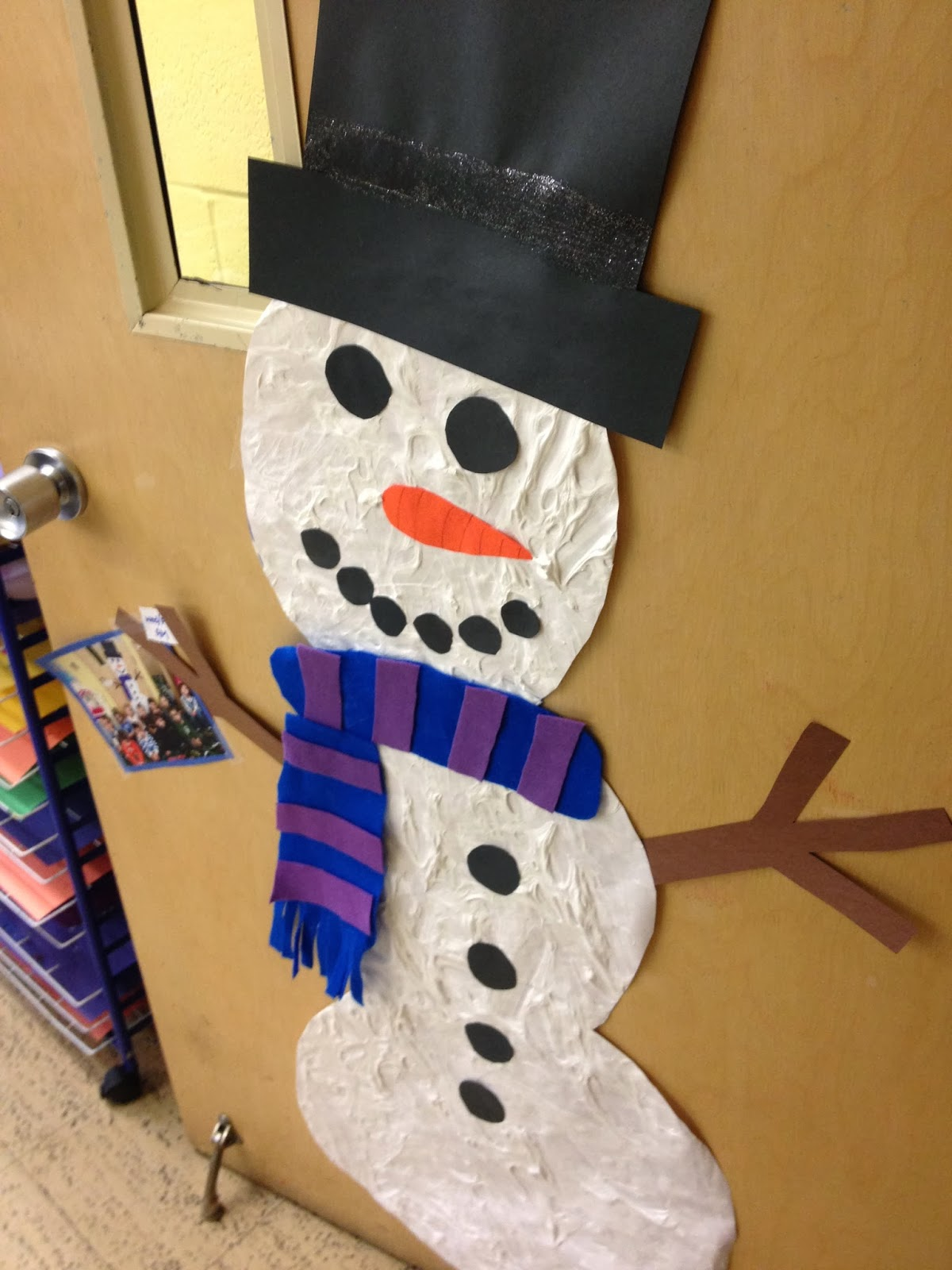 Terrific preschool years winter wonderland the paper plate snowman craft was one of the favorite among the little ones one of my co workers in the preschool did this craft with her little ones in jeuxipadfo Gallery