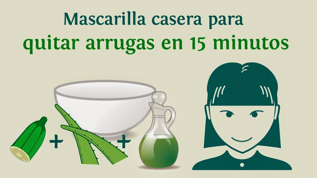 diy mascarilla anti arrugas