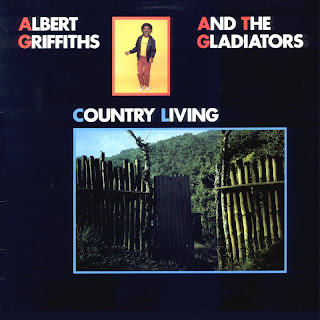 Albert Griffiths & The Gladiators - Country Living