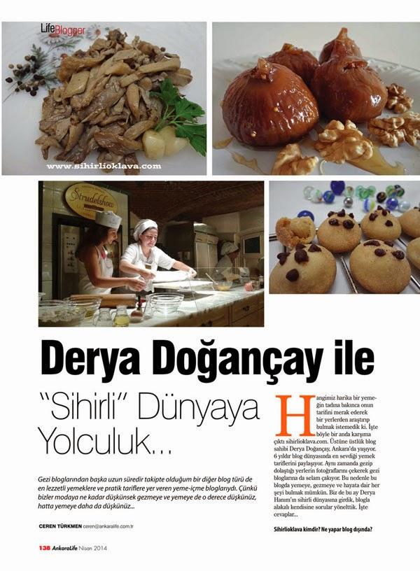 Ankara life, ropörtaj