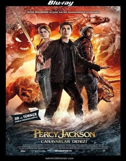 Percy Jackson: Canavarlar Denizi - 2013 - 1080p - 720p - bluray indir