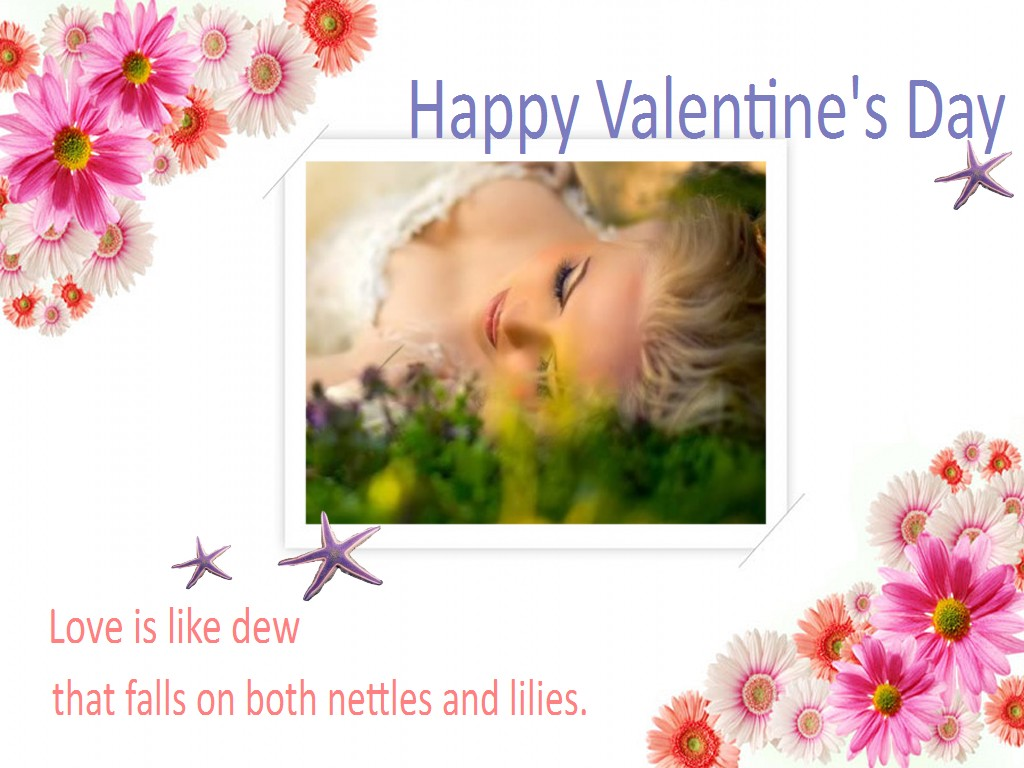 Most Romantic Valentines Day Cards – Romantic Valentine Card Images