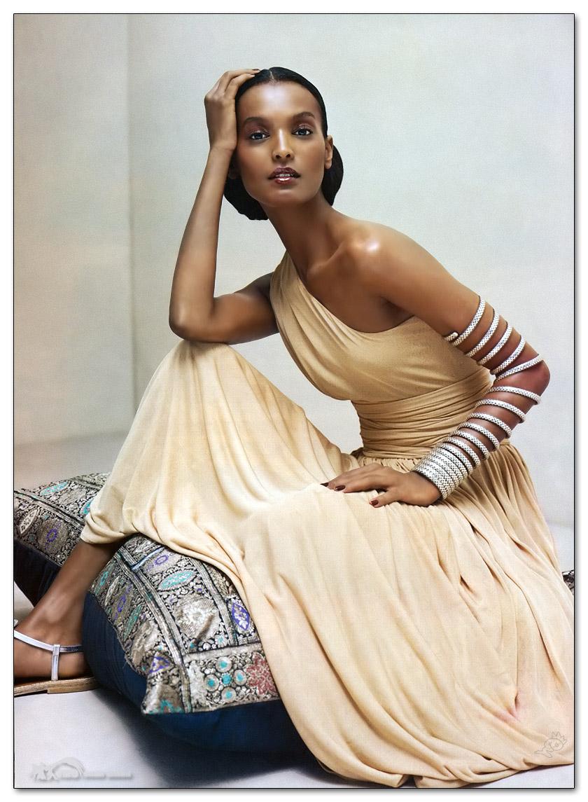 Blackfox Models Africa Africa Top Models Liya Kebede