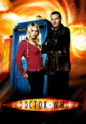 Doctor Who - 1ª Temporada Séries Torrent Download capa