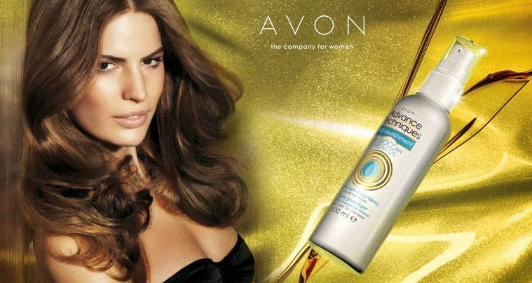 SPRAY PER CAPELLI ALL'OLIO D'ARGAN di AVON - Avon Shop Online