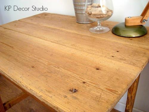 Comprar mesas rústicas de madera restauradas