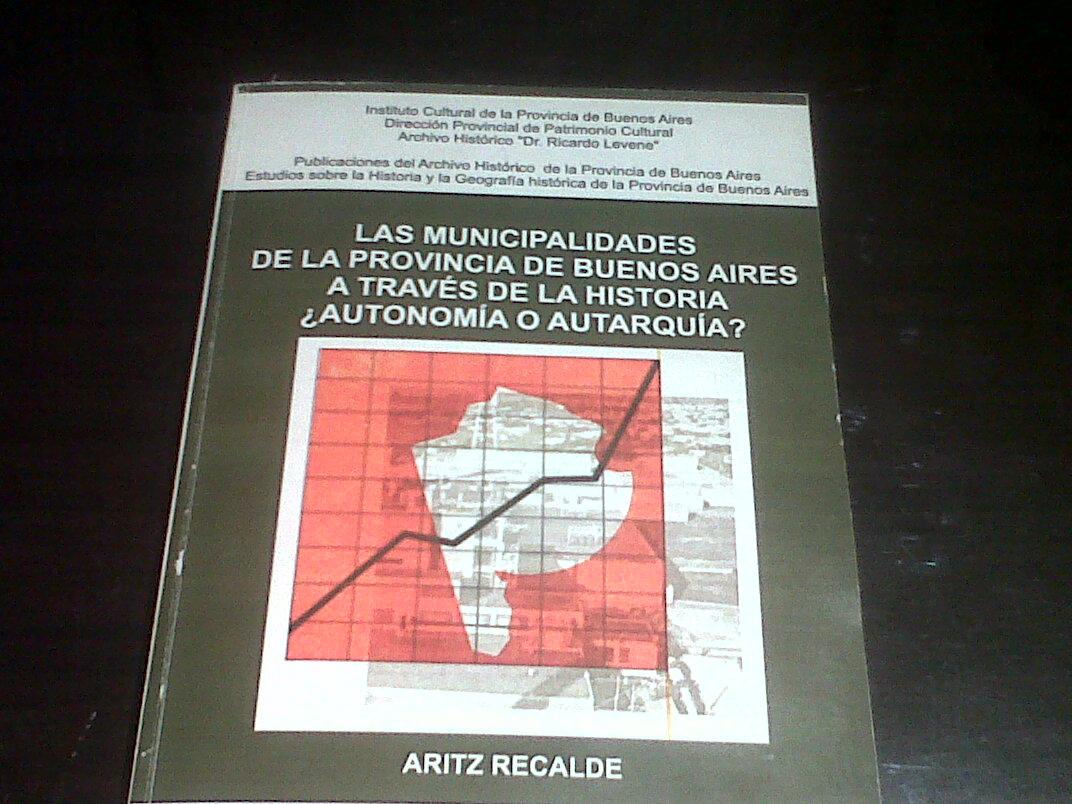 Historia de las Municipalidades de Buenos Aires