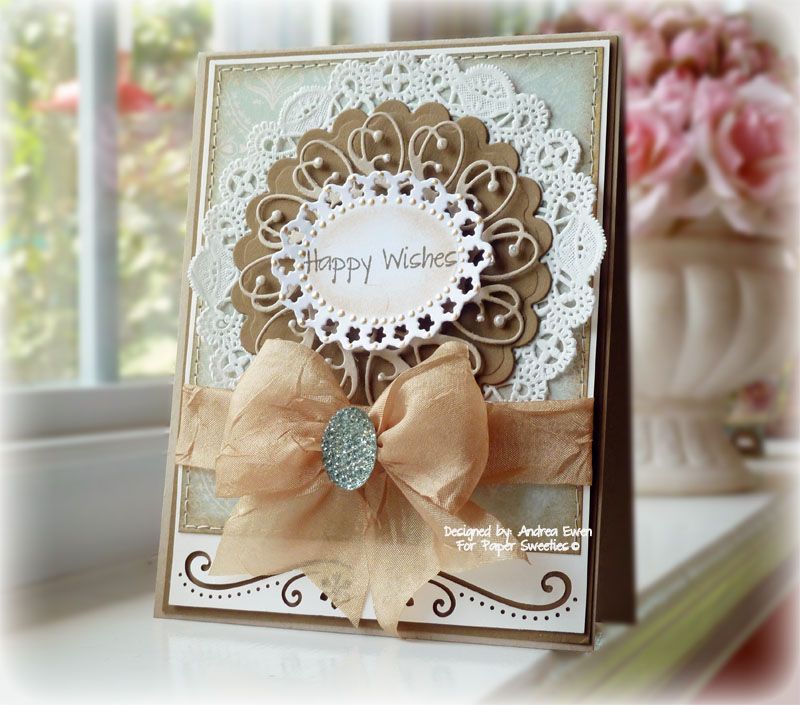 EwenStyle: Paper Sweeties Debut...Happy Wishes