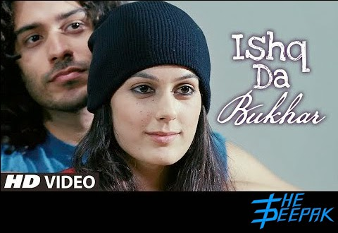 Ishq Da Bukhar Song from MAD ABOUT DANCE - Saahil Prem, Amrit Maghera