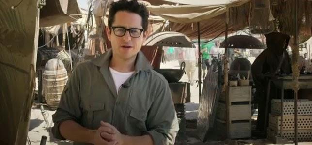 Star wars: La fuerza del cambio, JJ. Abrams, Disney, LucasFilm